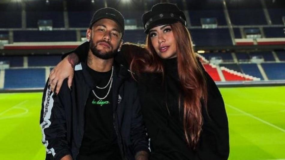 Así era antes de su transformación: Hermana de Neymar y sus múltiples cirugías estéticas