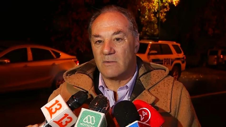 Juan Sutil tras asalto en su casa: