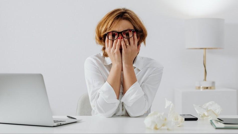 Síntomas poco comunes que te indican que podrías estar sufriendo ansiedad