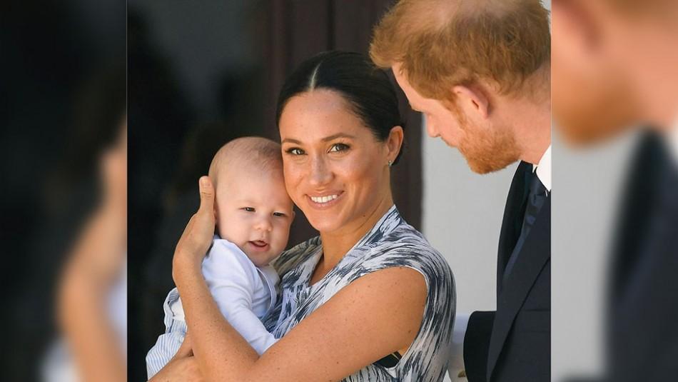 Un nostálgico príncipe Harry recuerda a Diana de Gales con la primera palabra de su hijo Archie