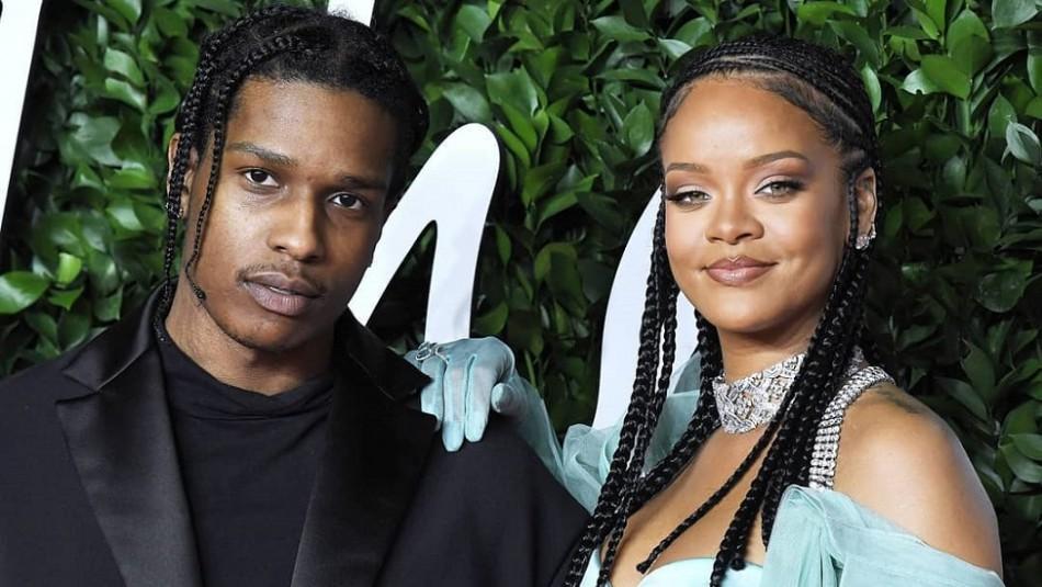 Habla el novio de Rihanna: