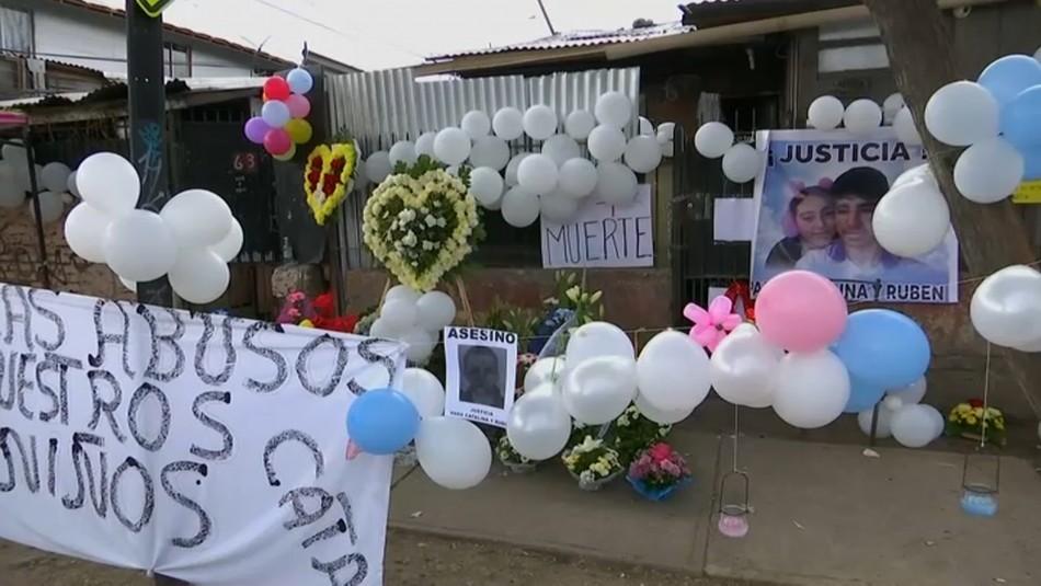 Detienen al presunto autor del doble homicidio de hermanos en la comuna de El Bosque