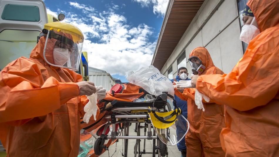 Reporte coronavirus: Por tercer día consecutivo se registran más de 7.500 contagios