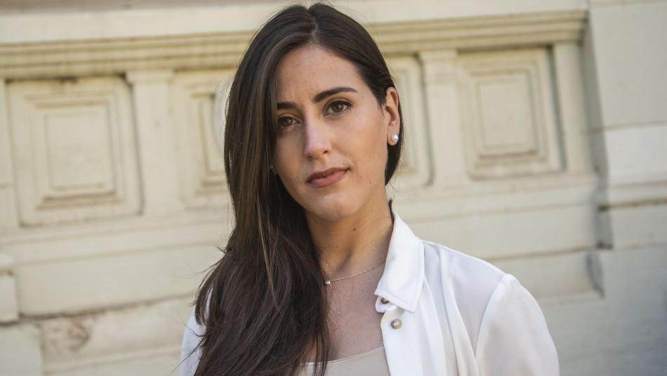 Macarena Ripamonti adelanta su trabajo como futura alcaldesa de Viña en materia de campamentos