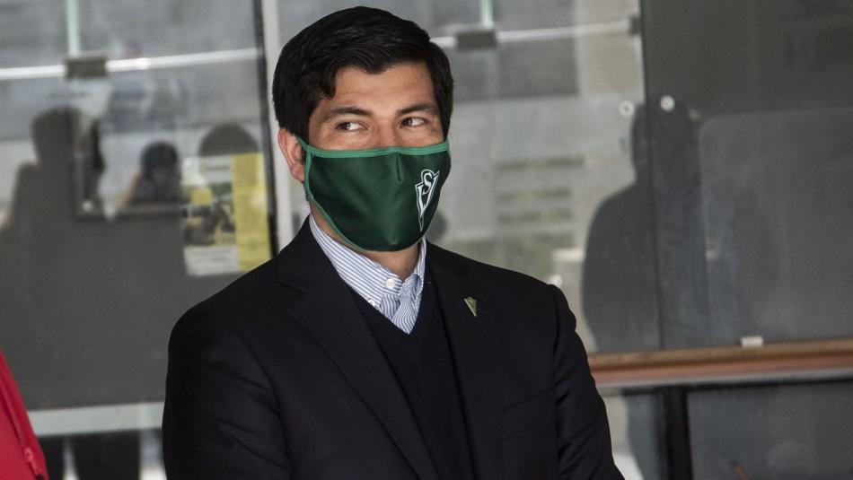 Presidente de Santiago Wanderers sufre ataque explosivo en su vivienda
