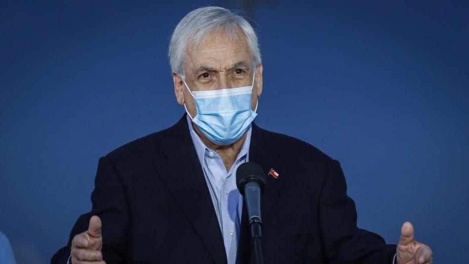 Pasaporte Verde: Presidente Piñera adelanta que entregará