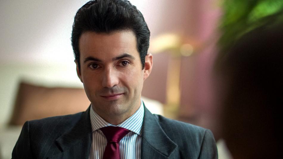 Hugo Robles de Luis Miguel