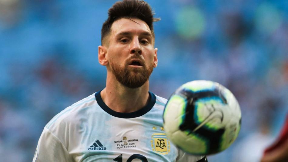 La nómina de Argentina para enfrentar a Chile por las Eliminatorias Sudamericanas
