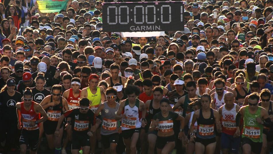Maratón de Santiago anuncia fecha de regreso para mayo del 2022