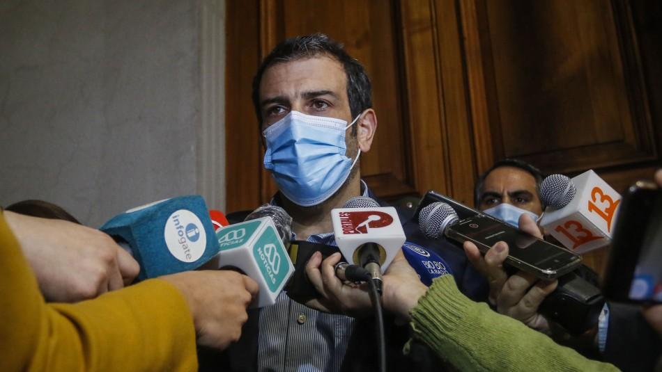 Gobierno por involucrados en asesinato de carabinero en Collipulli: