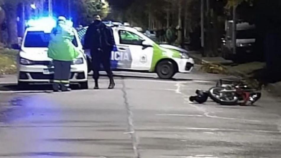 Policía acribilla a motochorro y deja grave a su cómplice en Argentina