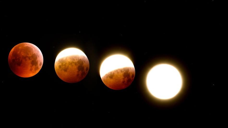 Eclipse Luna de Sangre: ¿Cuál es la hora exacta del fenómeno astronómico?
