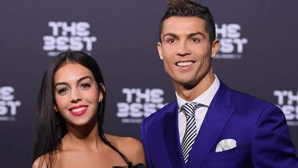 La novia de Cristiano Ronaldo: Así lucía Georgina Rodríguez antes de sus