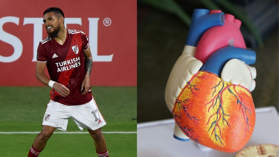 Miocarditis post covid-19: La secuela que afecta al futbolista Paulo Díaz