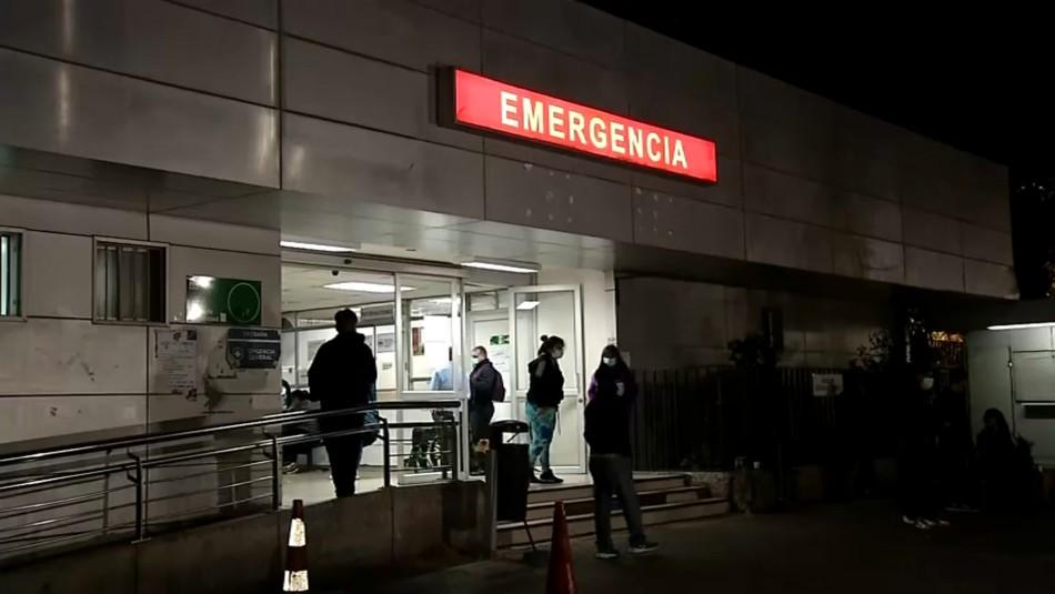 Hospital del Salvador descarta colapso en urgencia:
