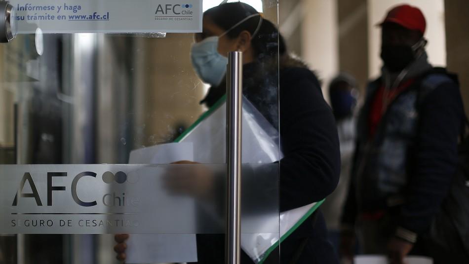 Seguro de Cesantía: Conoce cómo retirar la totalidad de tus fondos desde la AFC