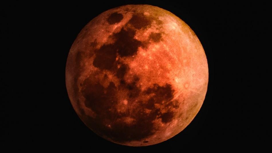 Luna de Sangre en vivo