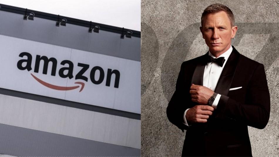 Amazon da el golpe y se queda con los estudios MGM por 8.450 millones de dólares