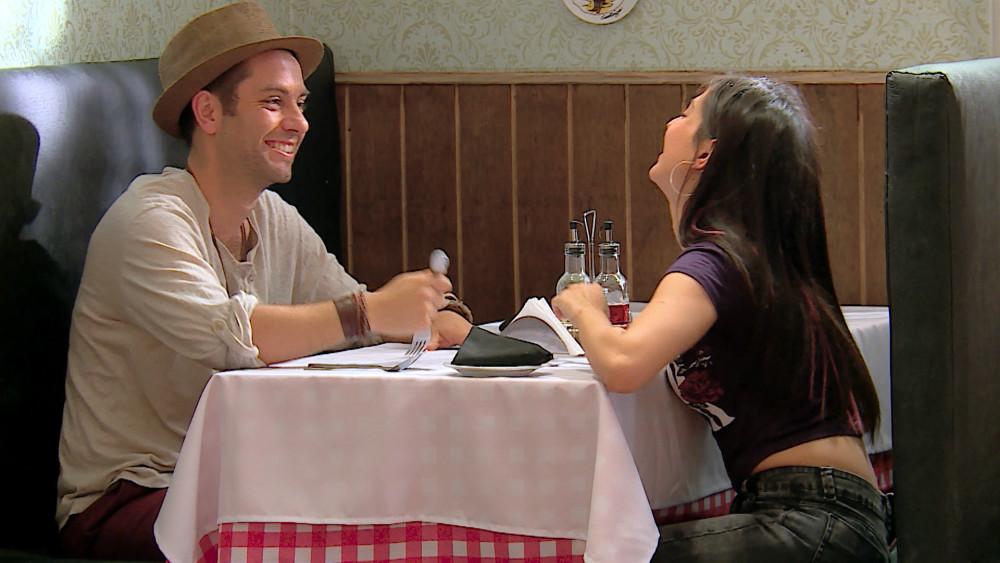 Sebastián y Roxana