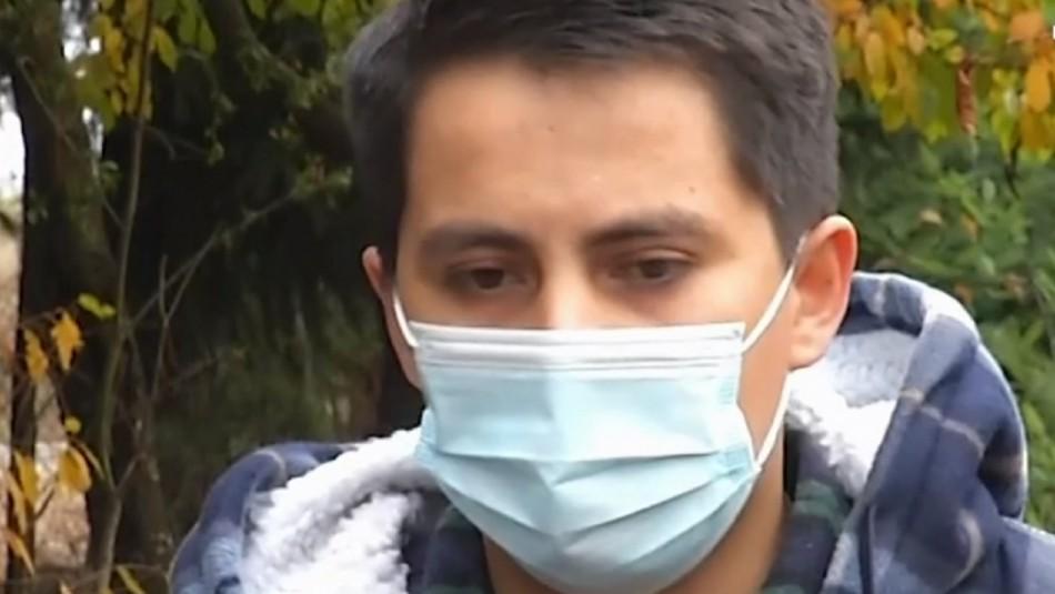 Comunidad que bloqueó ruta donde carabinero fue asesinado: