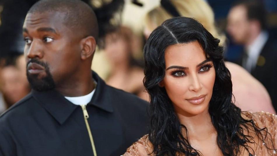 Kim Kardashian responde a los rumores de que Kanye West está saliendo con Irina Shayk