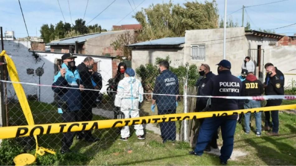 Macabro crimen a madre y su hija de 9 años.