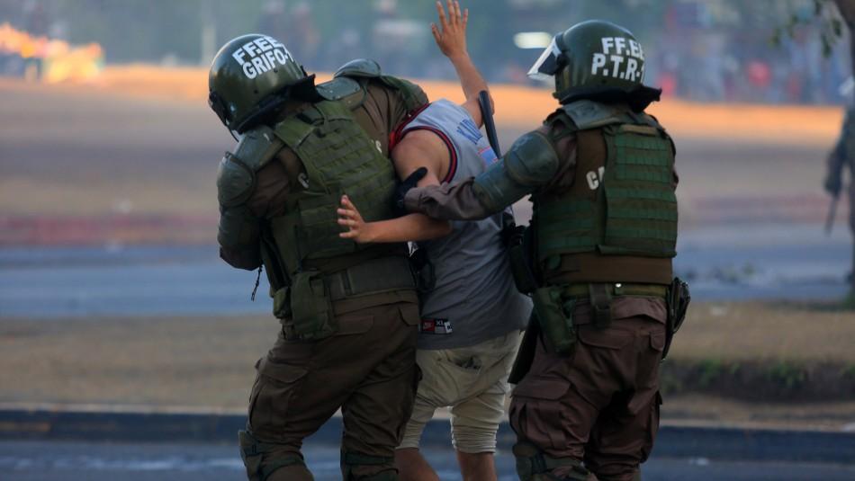 Avanza en el Senado proyecto de indulto a detenidos en el estallido social