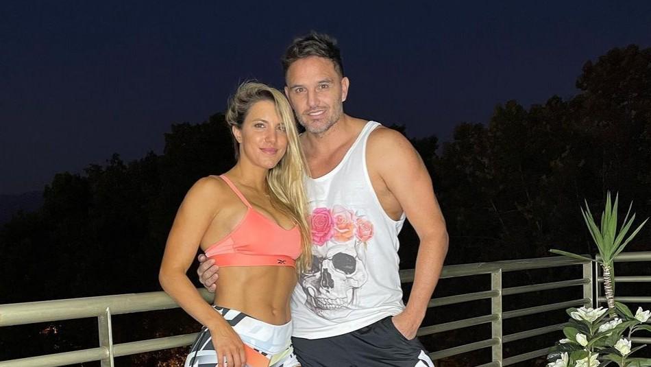 Lucila Vit y Rafael Olarra