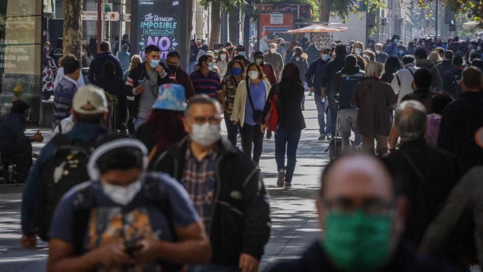 Comunas de Región Metropolitana en Transición: 12 de ellas han disminuido sus casos de Covid-19
