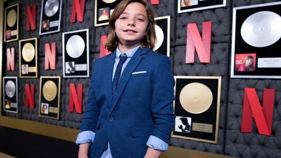 Así luce el niño que encarnó a Luis Miguel en la serie: Mira cómo ha cambiado