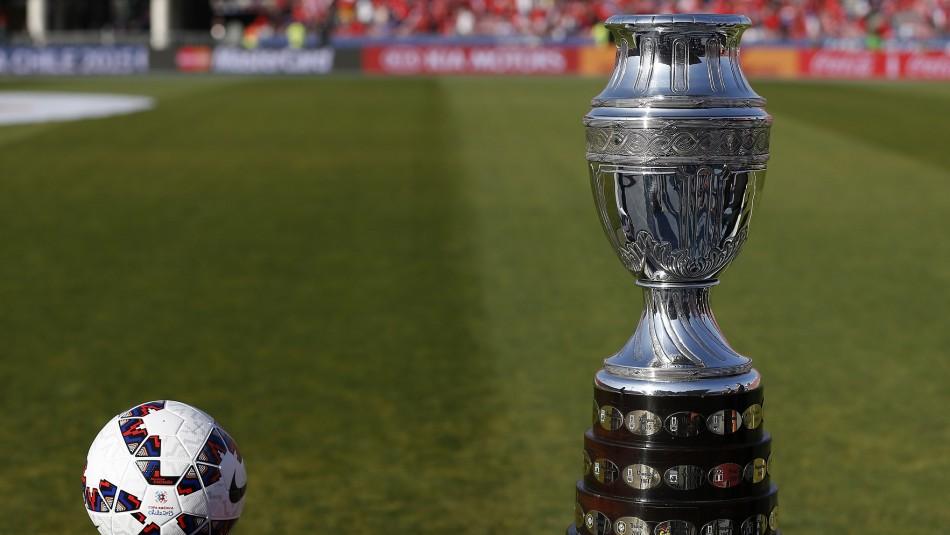 Conmebol y Copa América: