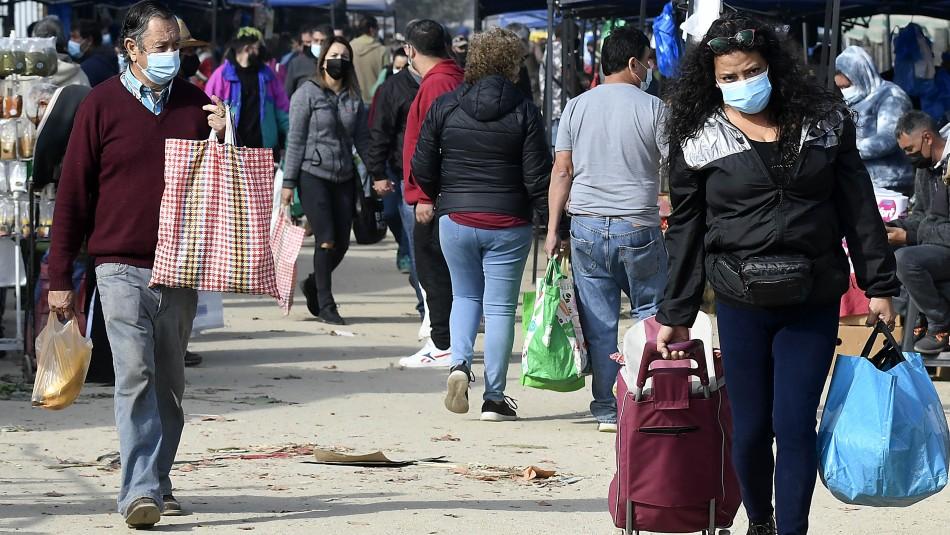 Cuarentenas: 28 comunas cambian de fase según el plan Paso a Paso