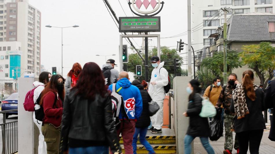 5 comunas de la RM superan los mil casos activos de coronavirus: Puente Alto tiene 2.048