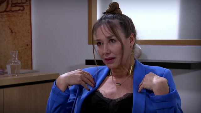 Sandra O'Ryan en Pacto de Sangre