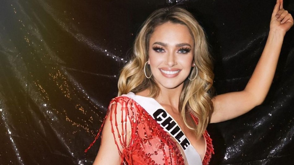 Daniela Nicolás revela que le quemaron vestido antes de un desfile del Miss Universo