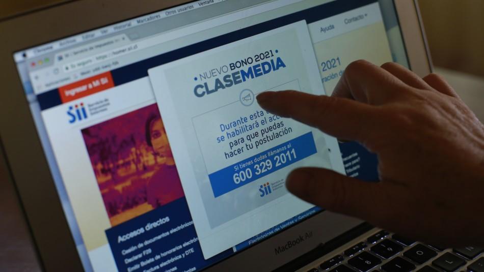 Pago adicional del Bono Clase Media: Quiénes pueden recibir hasta $750.000
