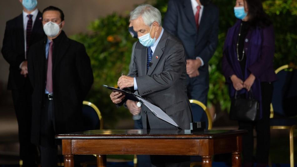Bono para las Pymes: Gobierno ingresa proyecto con discusión inmediata en el Senado