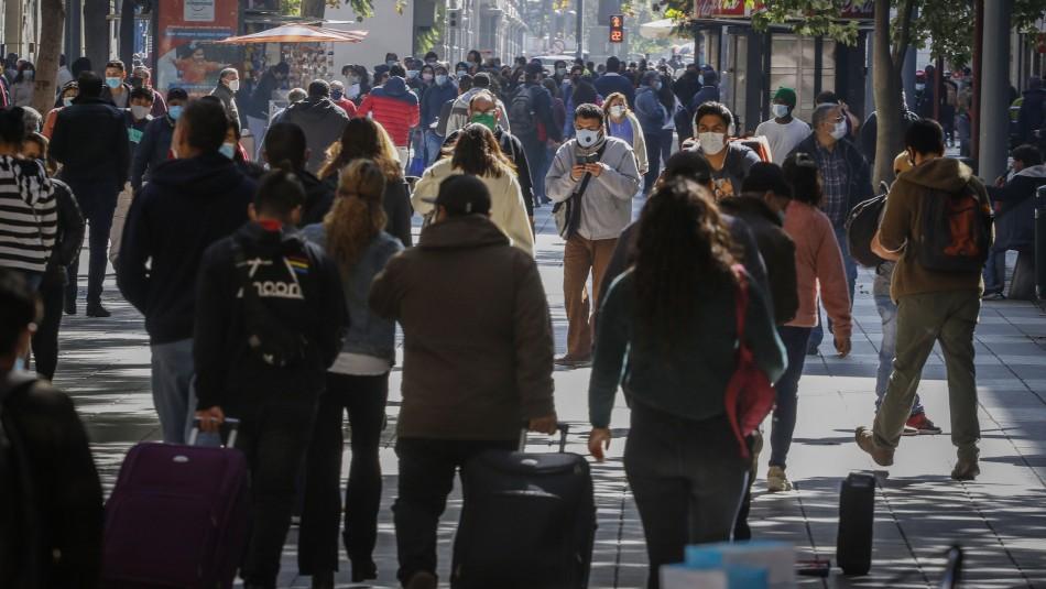 Plan Paso a Paso: Las comunas que salen de cuarentena este lunes 31 de mayo