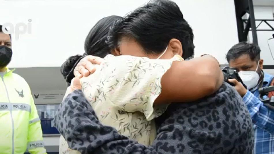 La abandonan cuando era una bebé en un hospital y se reencuentra con su madre 50 años después
