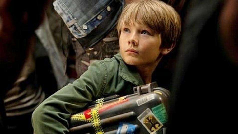 A 10 años de su estreno: Así luce hoy el niño de la película