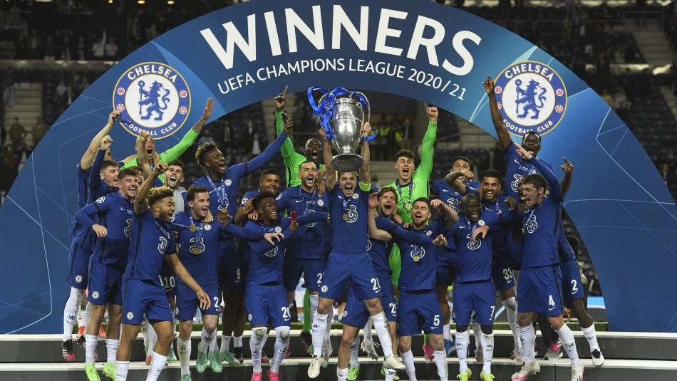 Guardiola se quedó sin la Champions: Chelsea derrotó al Manchester City en Portugal