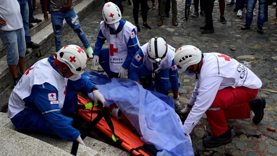 Estallido social en Colombia: Cali bajo control militar tras jornada que dejó 13 muertos