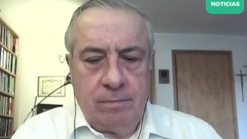 Exministro Mañalich: