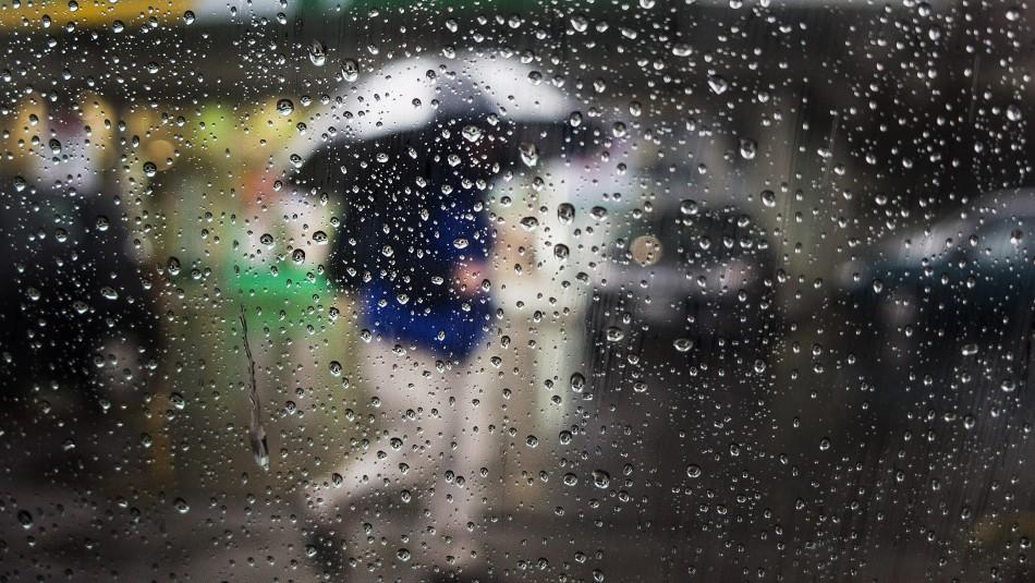 Onemi emite alerta para cinco regiones del país por precipitaciones e isoterma cero