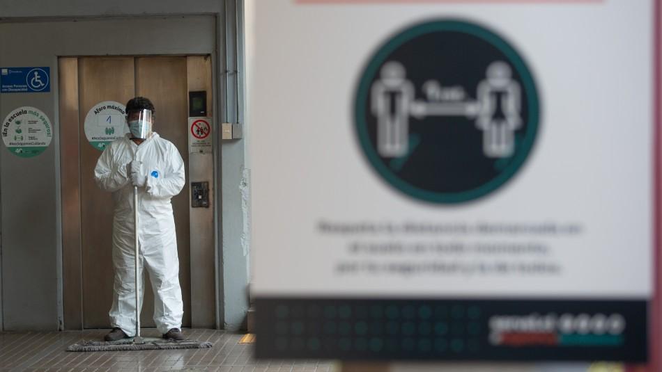 Sociedad Chilena de Infectología y hongo negro: