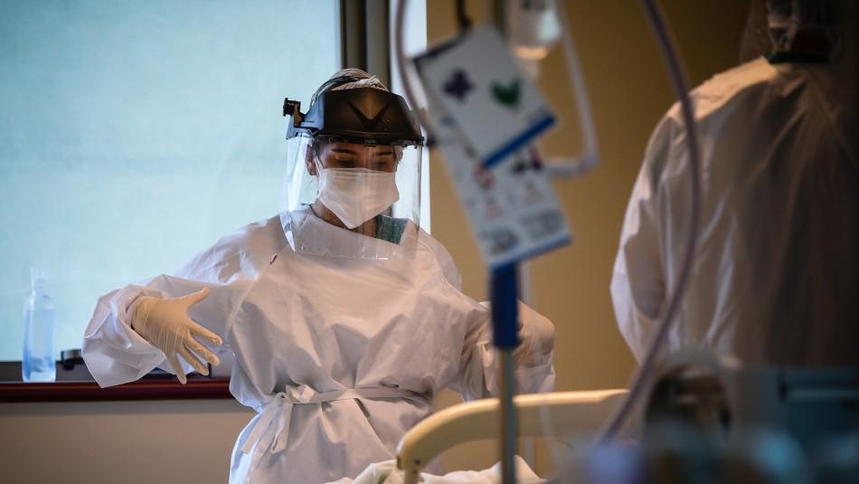 Balance del Minsal: Reportan más de 7.700 nuevos contagios y 121 decesos por coronavirus