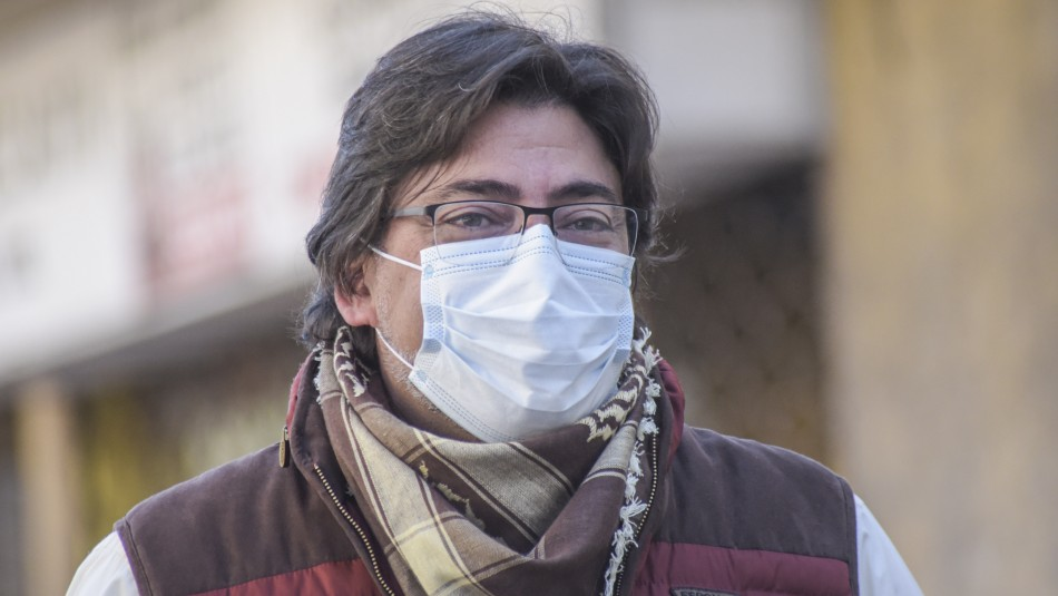 Daniel Jadue a cuarentena preventiva por contacto estrecho con persona con coronavirus
