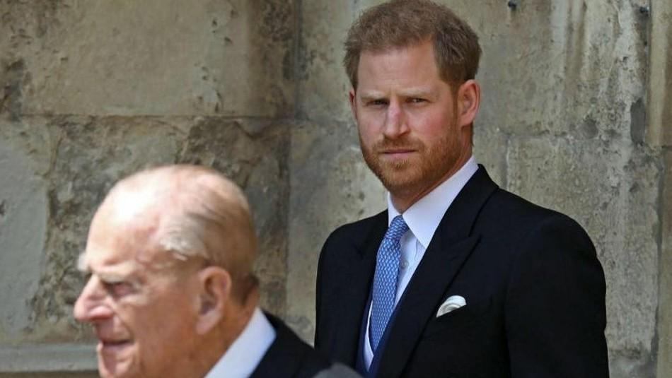 Así se enteró Harry de la muerte de su abuelo: Ni él ni Meghan contestaban el teléfono