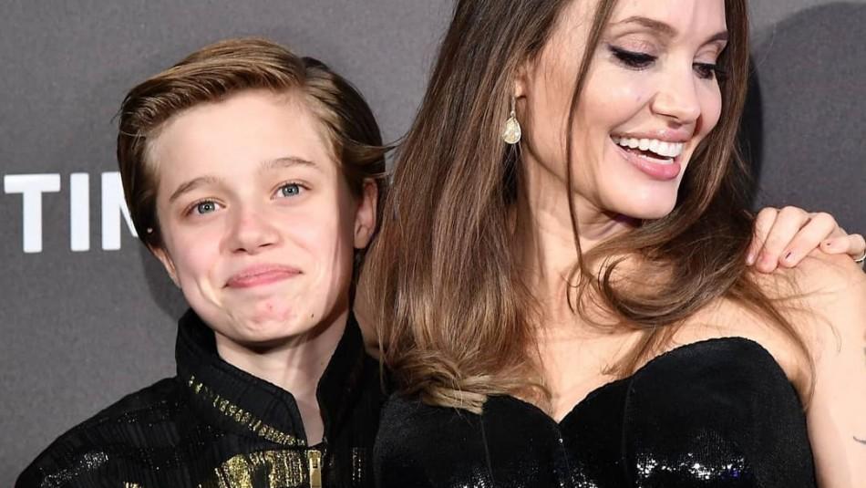 Así luce a sus 15 años Shiloh: La hija de Angelina Jolie y Brad Pitt
