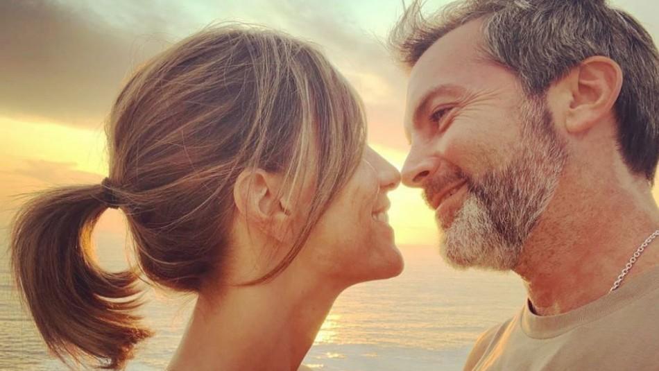 El romántico saludo de cumpleaños de Diana a Cristián Sánchez: